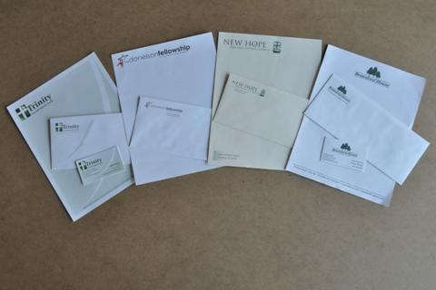 Business printing booklets brochures envelopes newsletters letterhead envelopes and business cards colourmoves