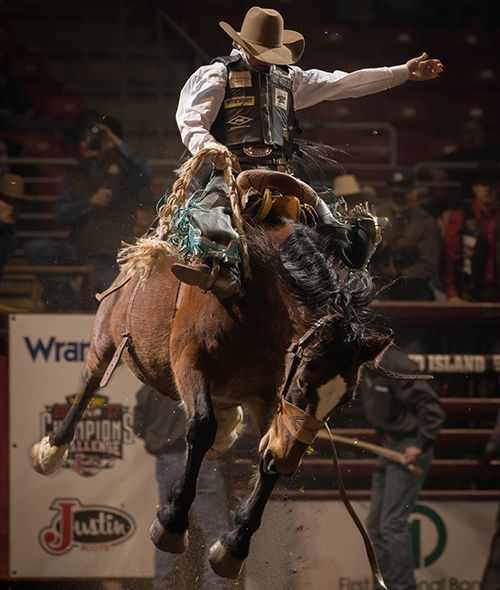 Winter: Rodeo Grand Island