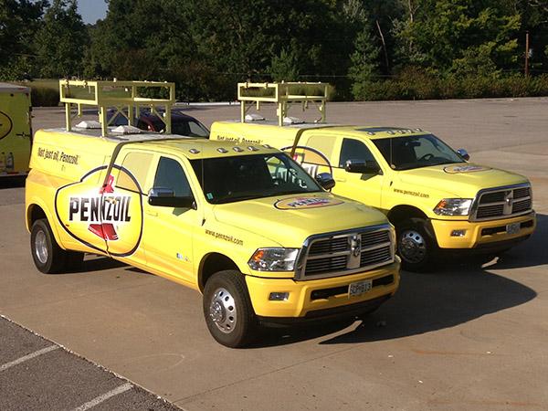 Pennzoil Truck 2