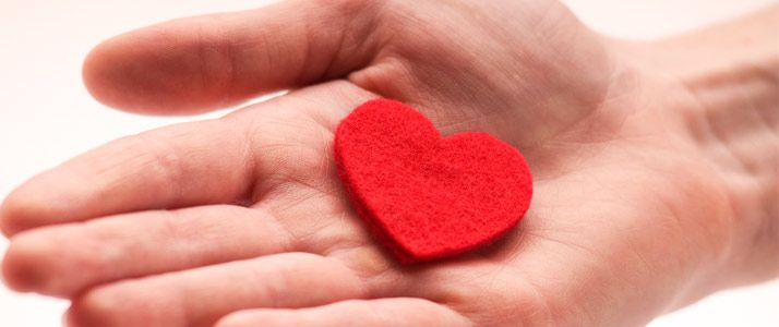 Open your heart- make a gift today!