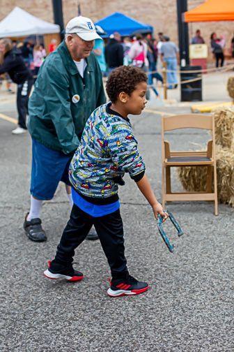 Street Fair Performer