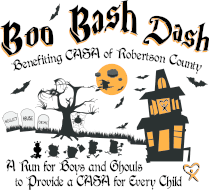 CASA of Robertson County Boo Bash Dash