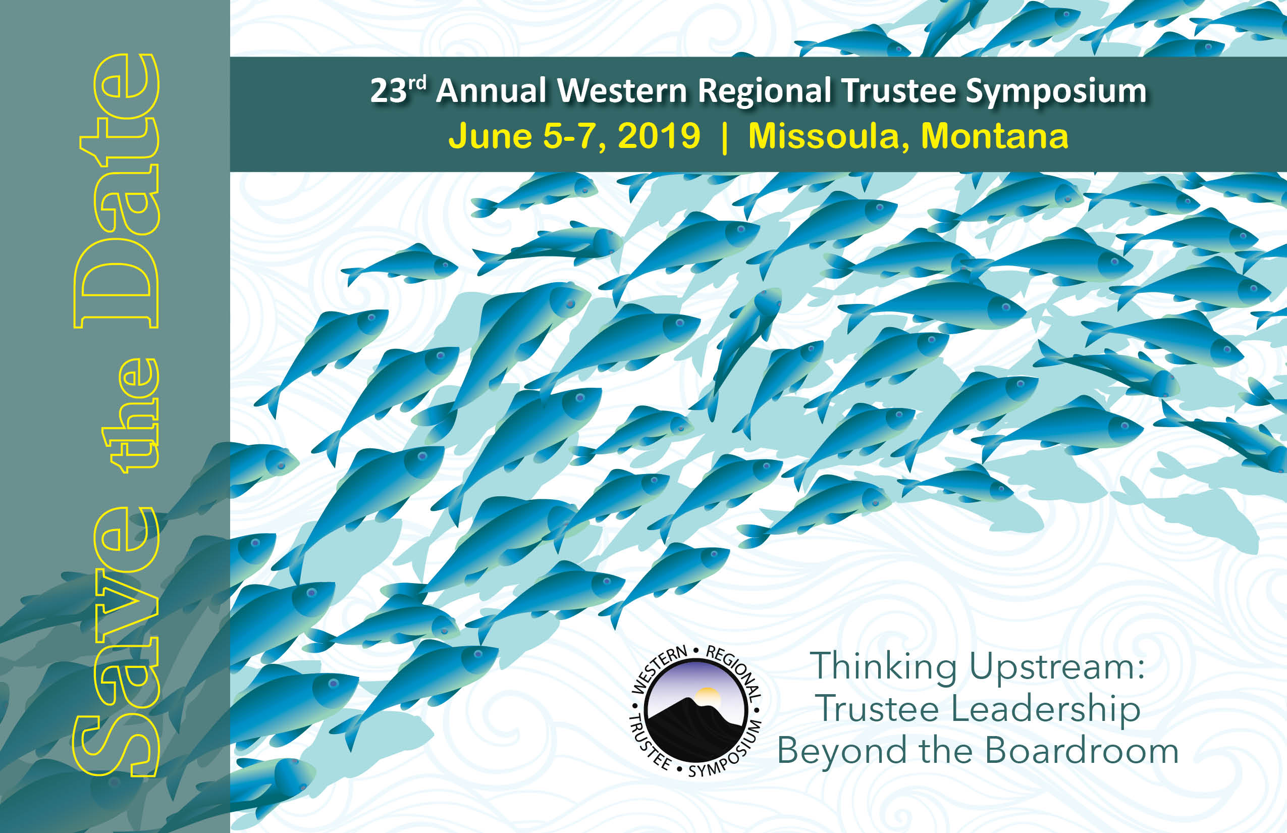 Save the Date for WRTS 2019