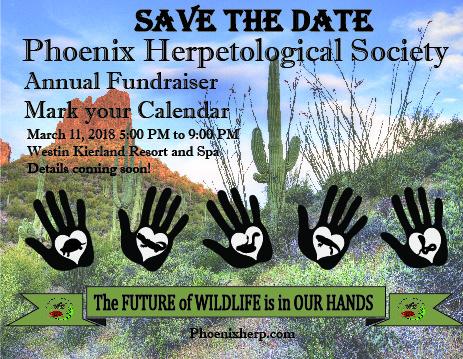 Annual Fundraiser!