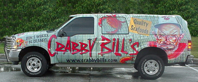 Full Wrap Ford Excursion