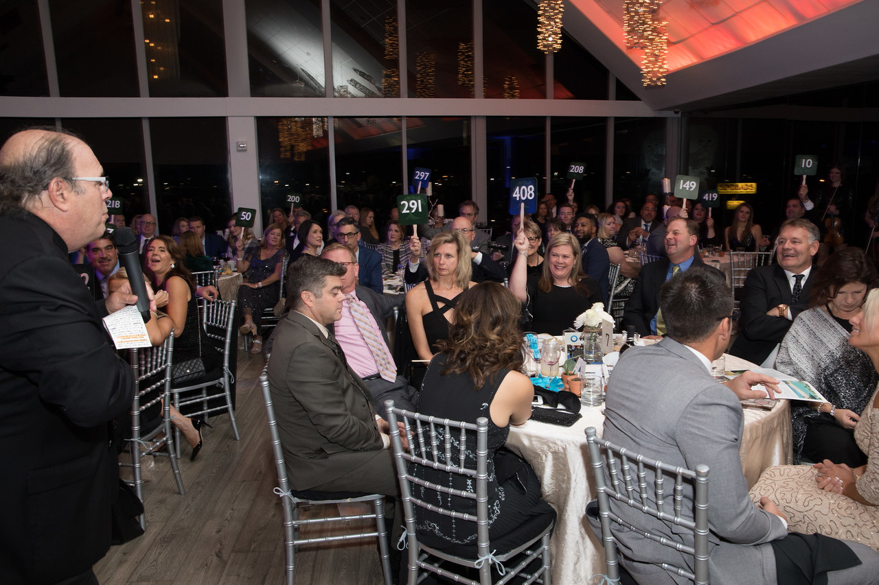 2019 Hearts & Heroes Gala, November 2 at The Roostertail