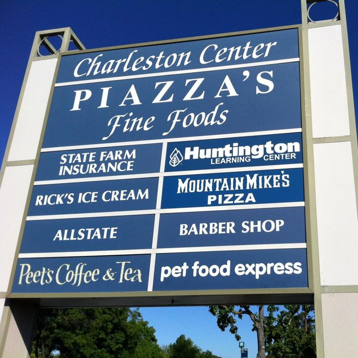 Charleston Pylon Inserts