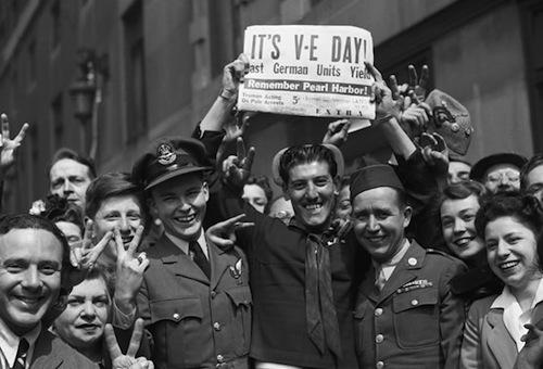 1945: VE Day