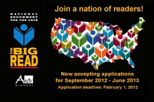 The Big Read is now accepting grant applications