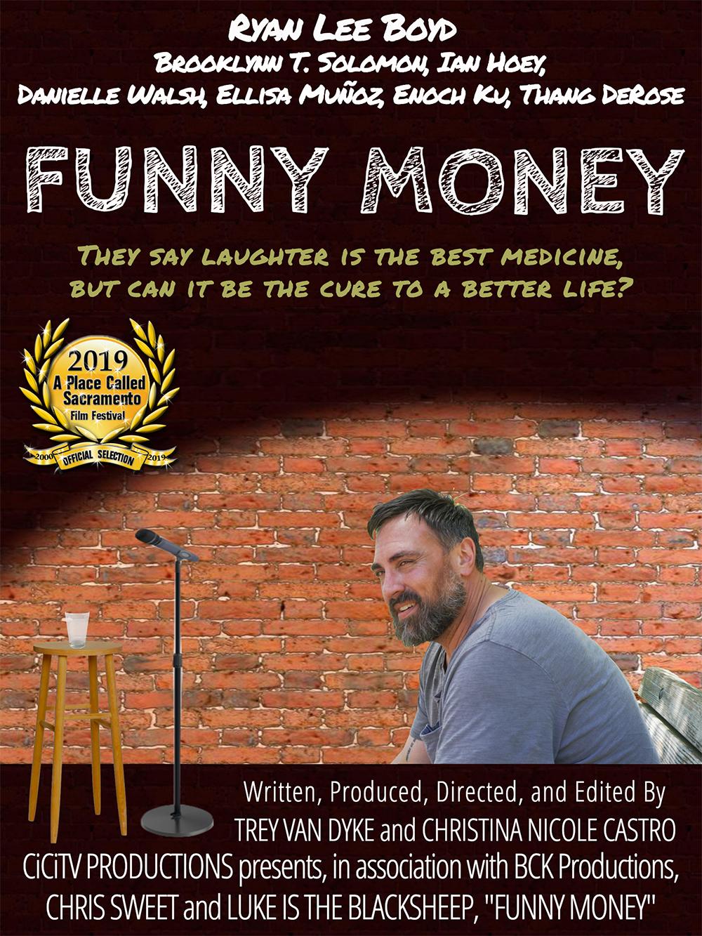 """""""Funny Money"""""""