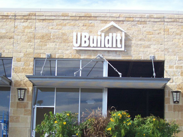 U Build It- Installation & Manufacture