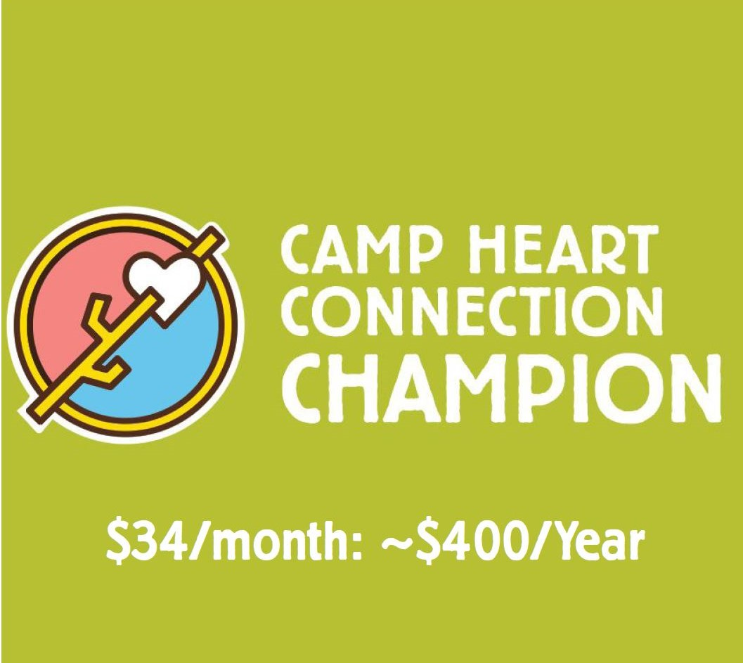 Camp Heart Connection Champion