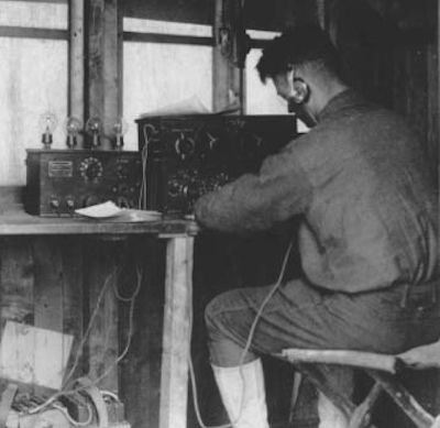 1917: AEF Radio Intelligence Section opened intercept site at Souilly, France.