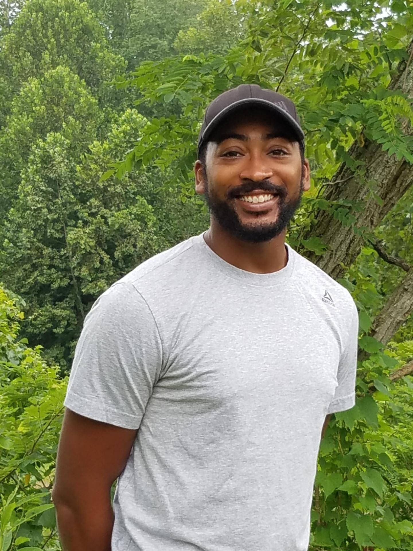 Reggie Morrow, Donation Station Coordinator