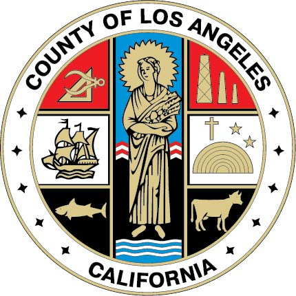 X33363 - Seal of Los Angeles County, California