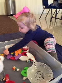 Un-Toys: Water Tubs