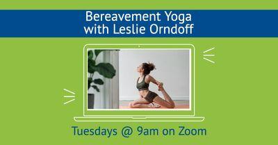 Virtual Bereavement Yoga