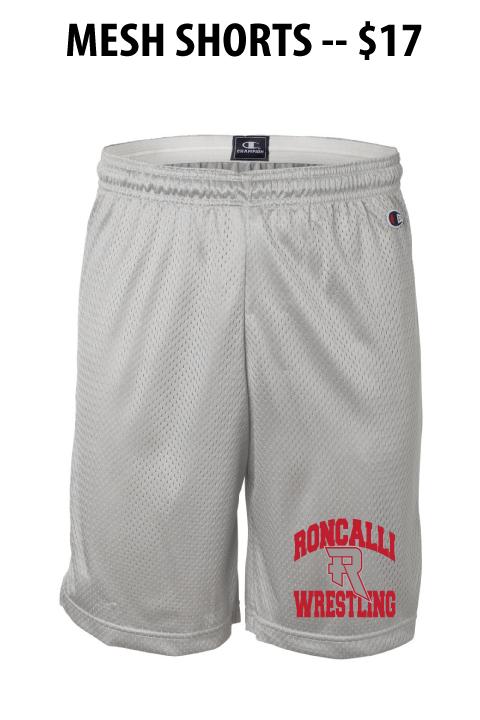 Roncalli Wrestling - Mesh Shorts