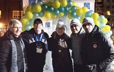 St. Felix Centre Takes Part in Coldest Night of the Year Event