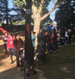 Walk with Friends- Elkhorn Park