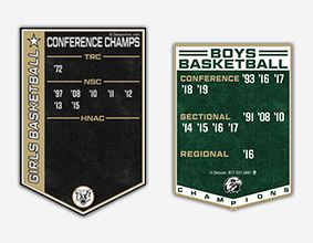 Add-A-Year Championship Signs