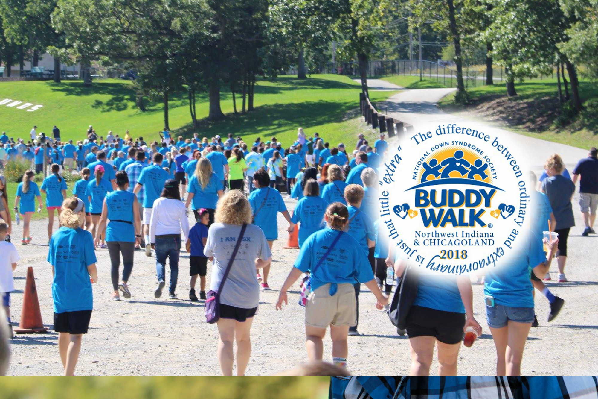 Buddy Walk Shirt Pick-up
