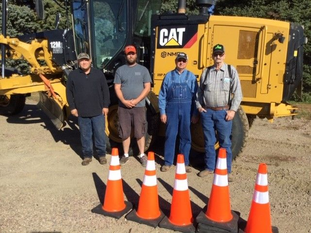Springbank Township has safety cones thanks to Lean on LARM