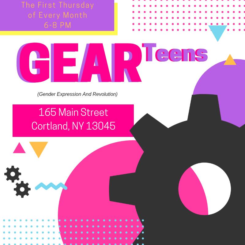 GEAR teens