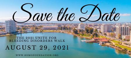 Unite for Bleeding Disorders Walk
