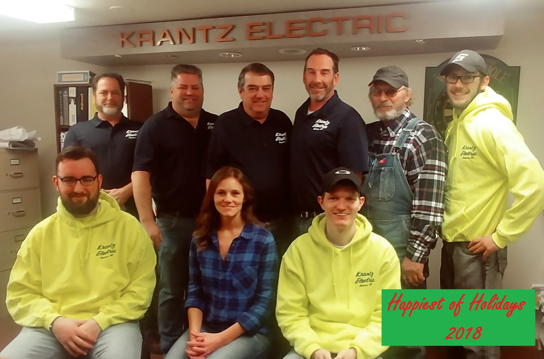 Krantz Electric, Inc.