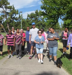 Walk with Friends – Robla Community Park
