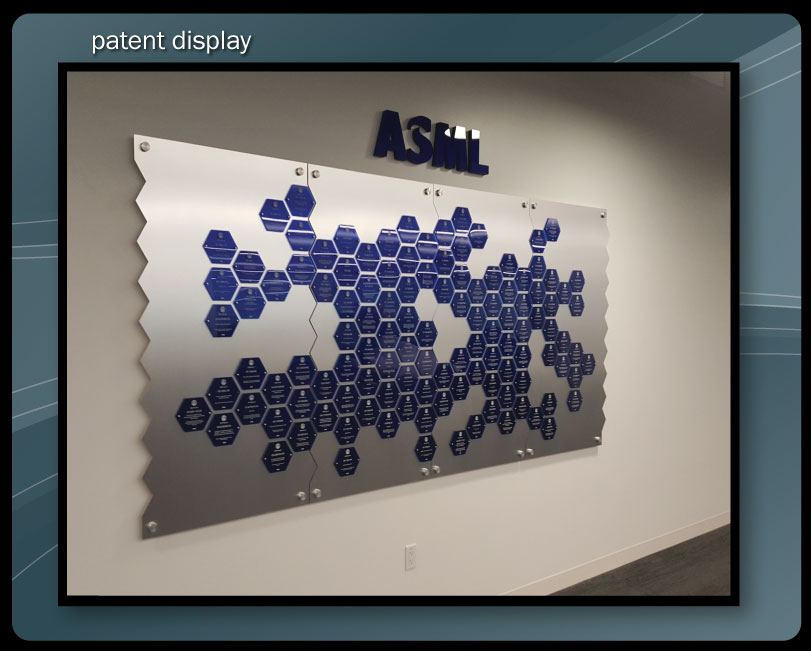 PATENT DISPLAY