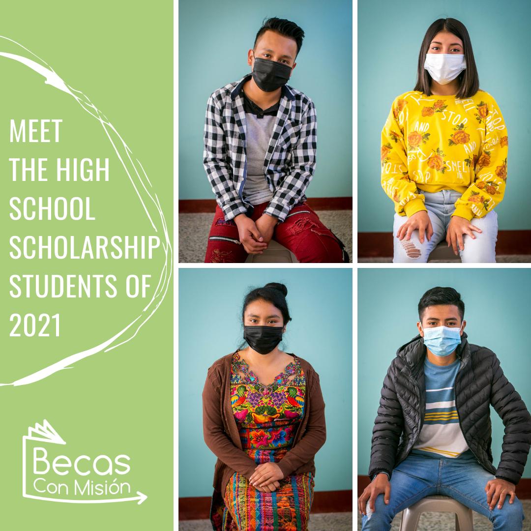 Meet the High School Scholarship Students!