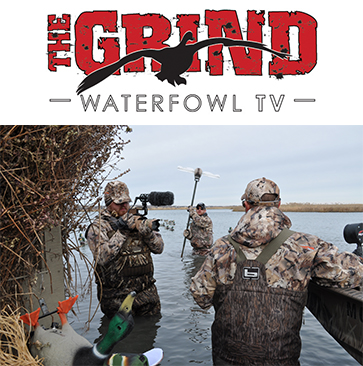 Delta Waterfowl Renews Partnership With The Grind Waterfowl TV