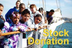 Stock Donations