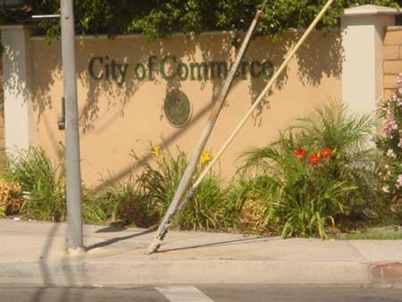 CITY OF COMMERCE