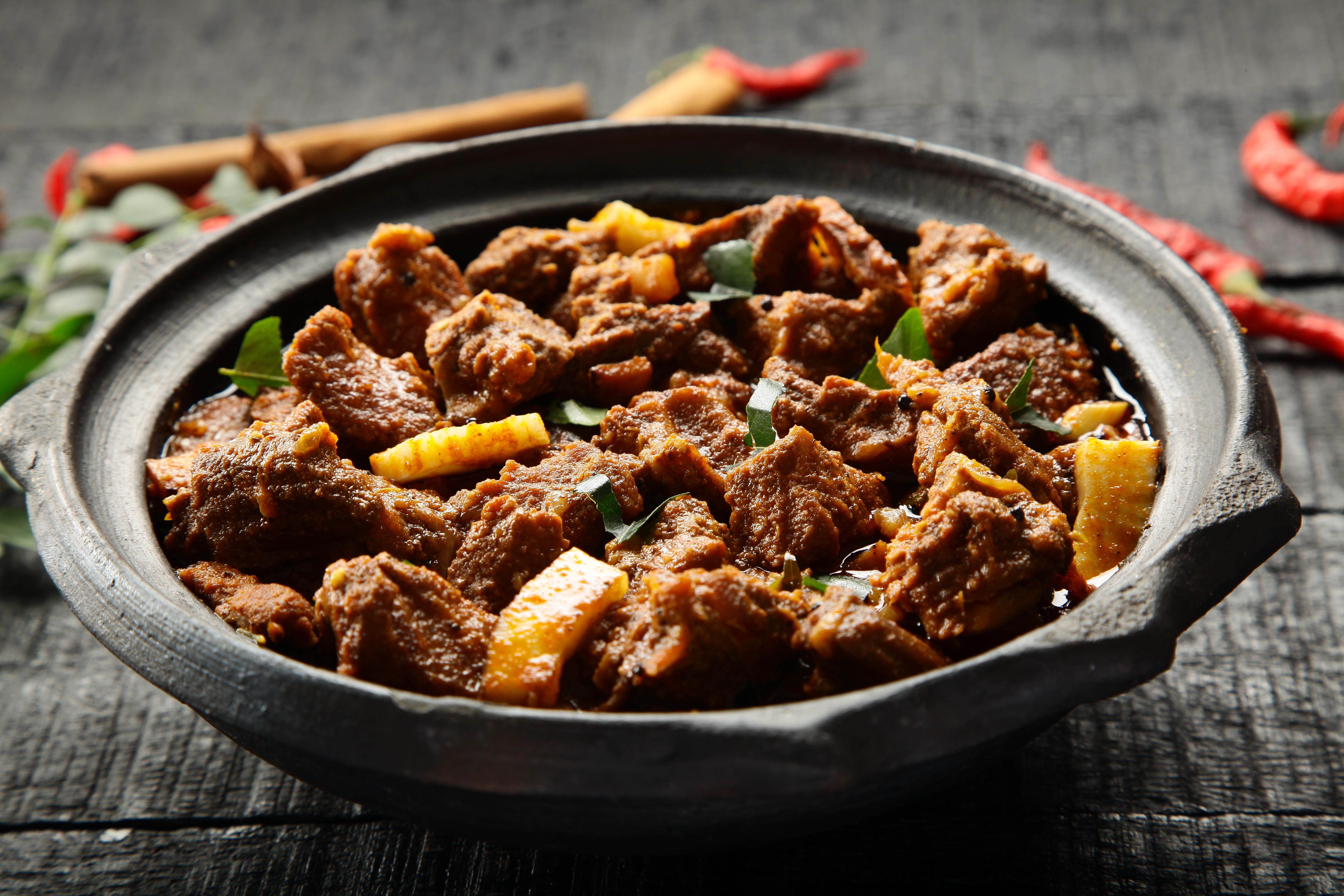 Farmer's Goat Curry