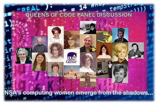 NCM Lecture Series: Queens of Code
