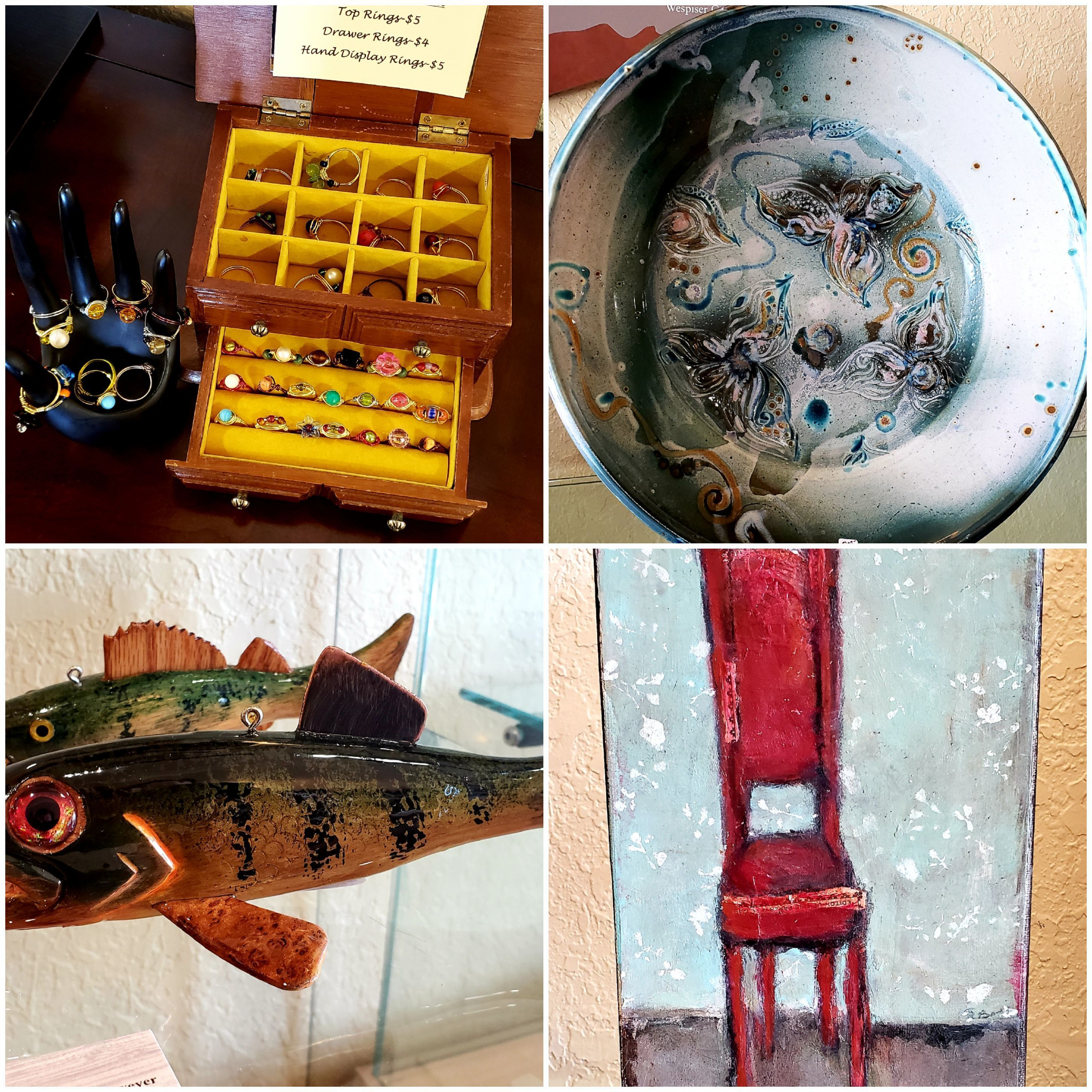Waterfront Gallery & Gifts Holiday Sale