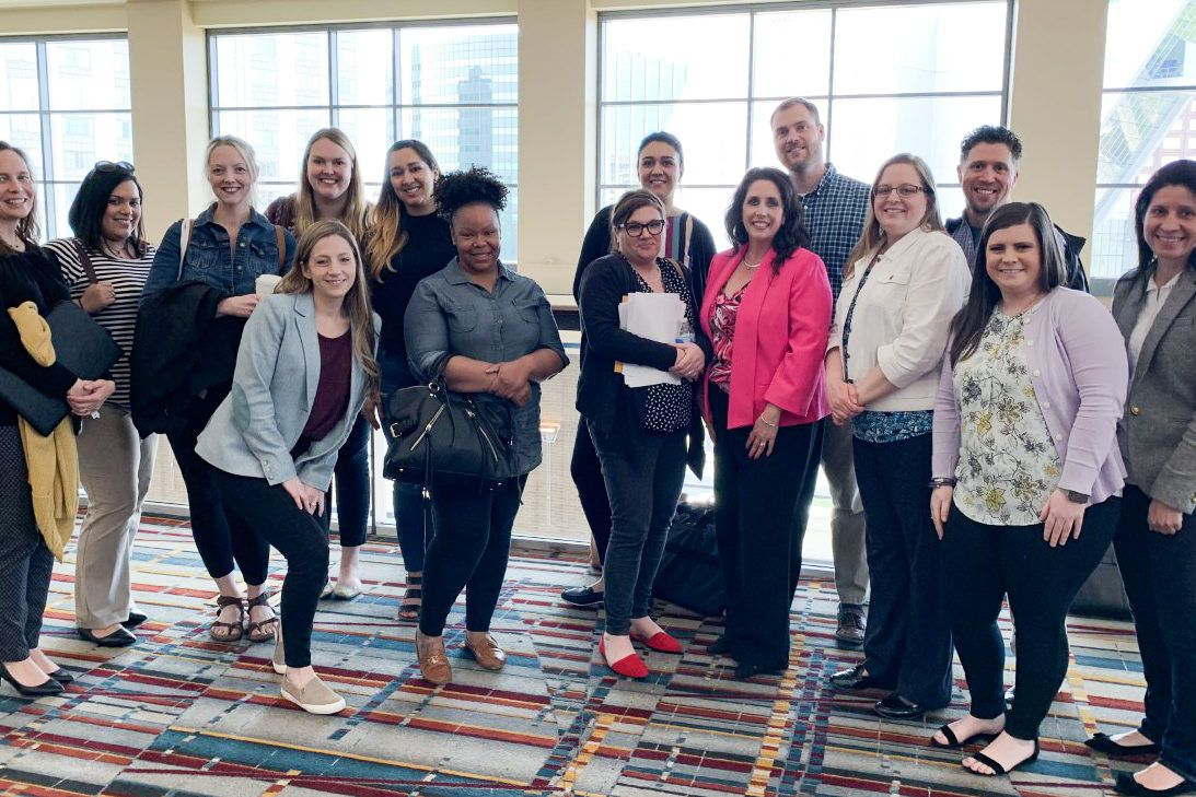 CCGC Clinicians Making Waves at Evidence-Based Practices Conference