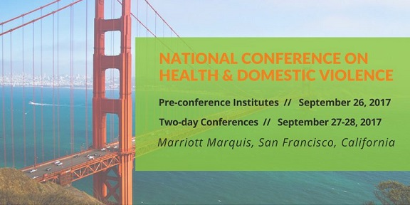 2017 National Conference on Health and Domestic Violence