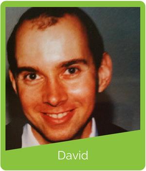 David - Anal Cancer