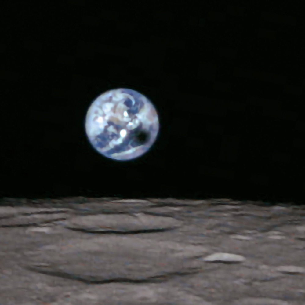When the Moon Gave Earth Some Shade