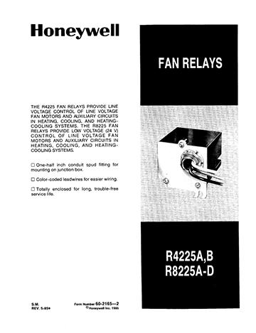 Fan Relays