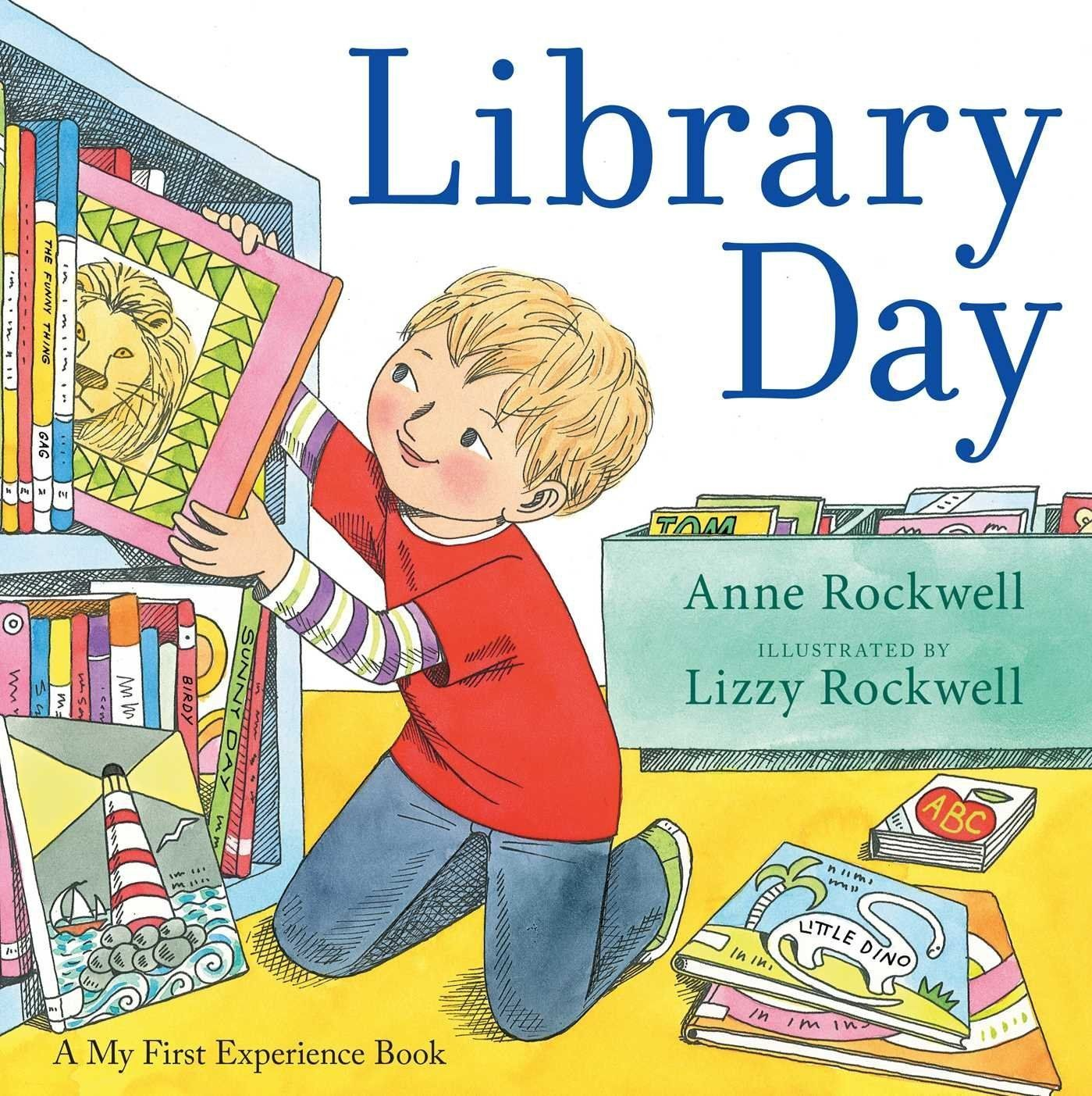 April 6th, National Library Week