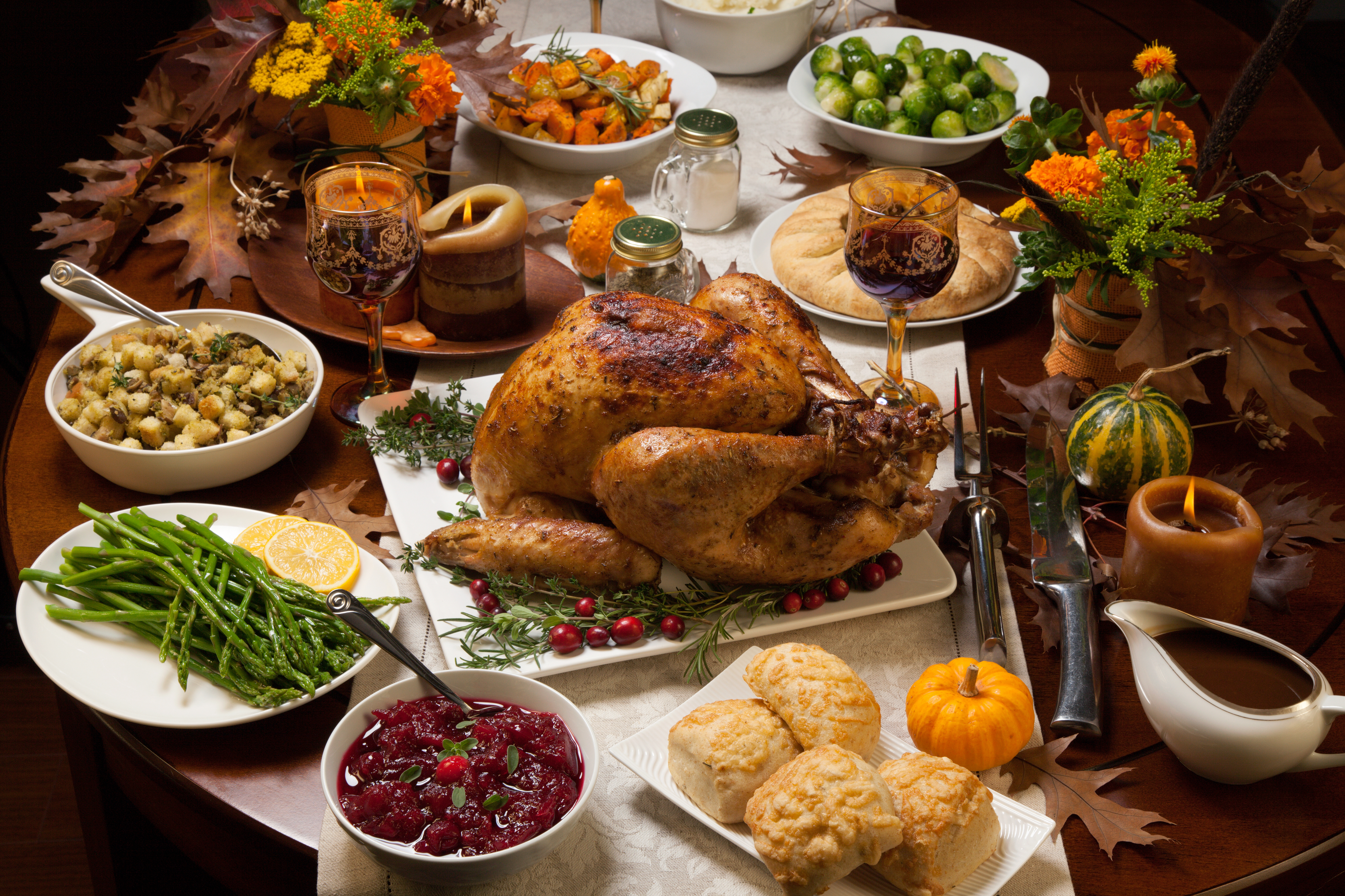 Five Ways to Avoid Financial Stress This Thanksgiving
