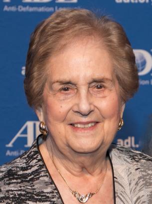 Holocaust Survivor Ann Jaffe