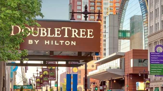 DoubleTree Center City