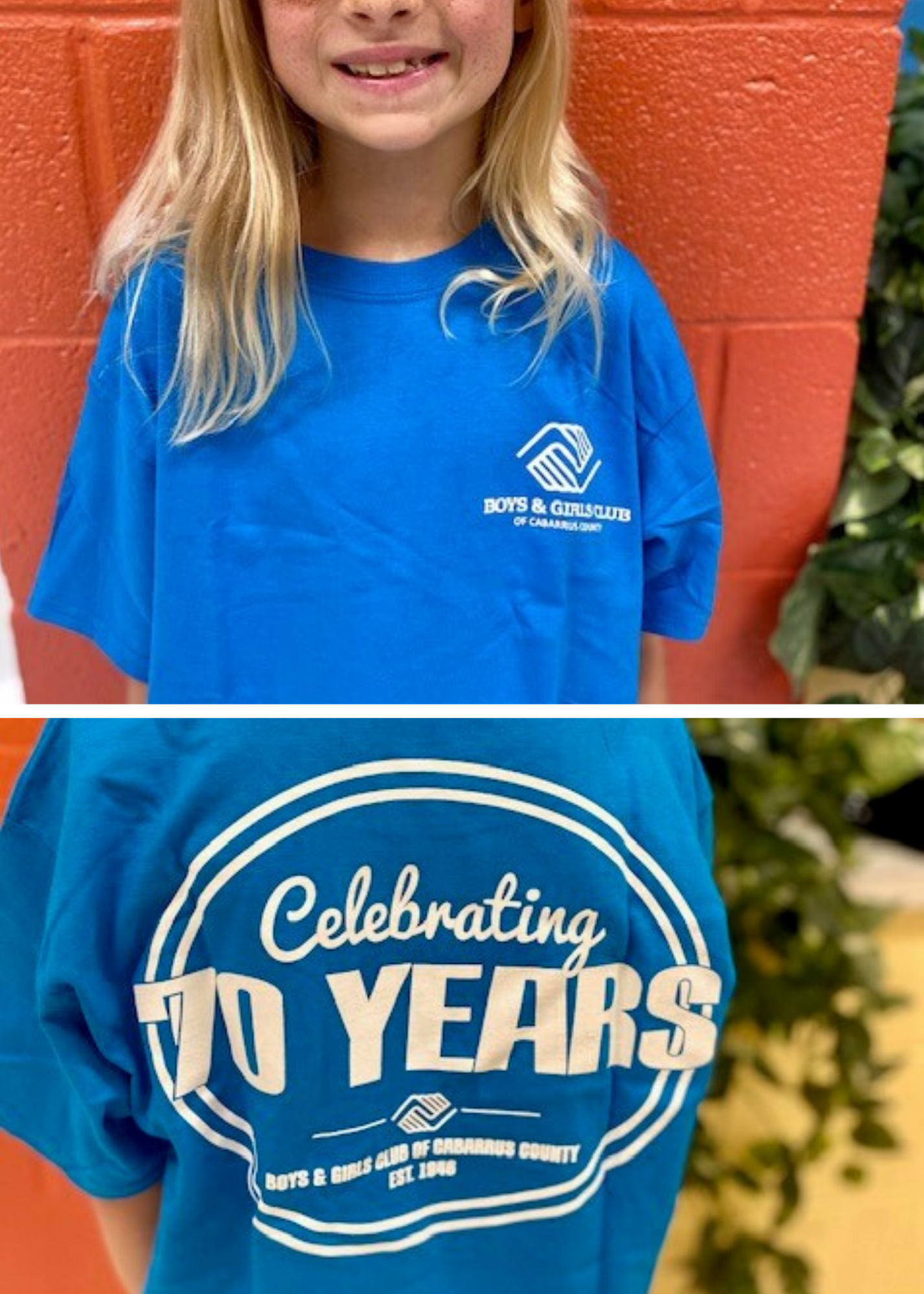 70th Club Anniversary Short Sleeve