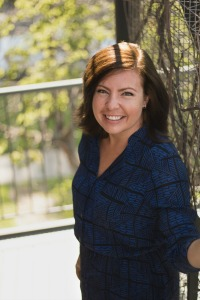 Volunteer Coordinator Krista Burks